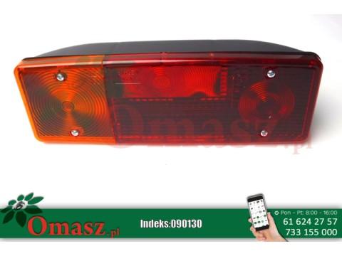 Lampa zespolona tylna Ursus C-360 lewa z podświetleniem