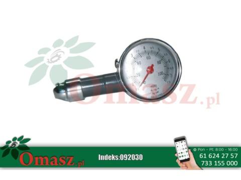 Manometr samochodowy 0,5-7,5 atm