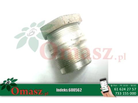 600562 Szybkozłącze hydrauliczne wtyczka omasz.pl