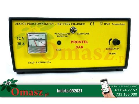 092037 Prostownik 12V/30A omasz.pl