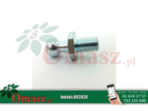 Uchwyt sprężyny gazowej M8x13 dł. 30mm