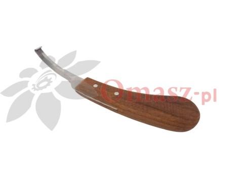 Nóż do korekcji racic kopyt obustronny