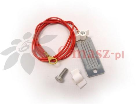 Łącznik taśma - elektryzator
