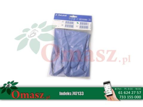 Rękawice gumowe silikonowe DeLaval Normy Rozmiar L