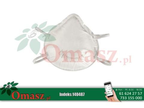 Maska przeciwpyłowa robocza klasa filtracji FFP1