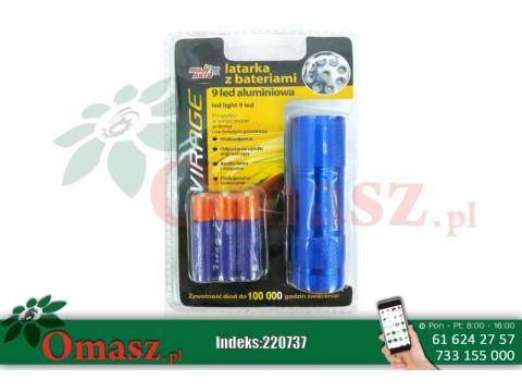 Latarka diodowa 3 LED