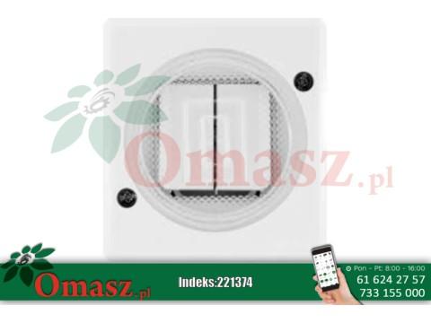 Łącznik elektryczny hermetyczny podwojny nadtynkowy PH 20