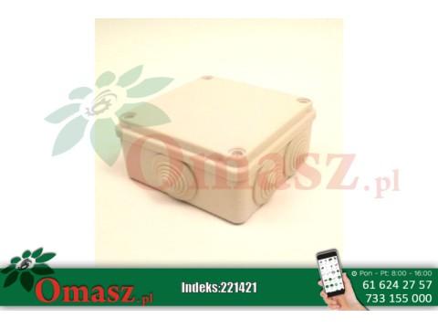Puszka herm. 100*100*50 S-Box