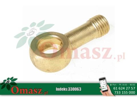 Łącznik oczkowy przewodu olejowego sprężarki MF3
