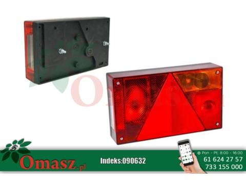 Lampa tylna zespolona przeciwmgielna-prawa LT-220