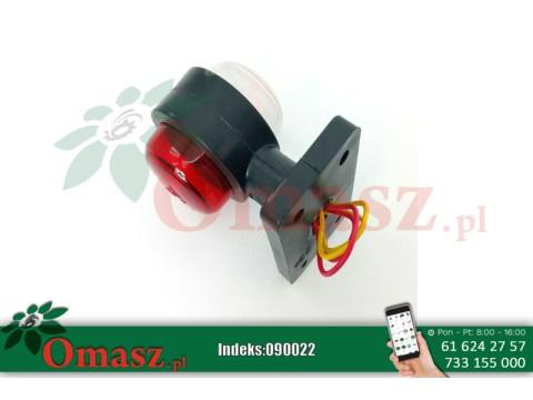 Lampa obrysowa, przedni-tylna JK1 prosta
