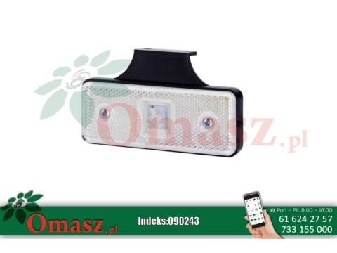 Lampa obrysowa LED LD160 12/24V z wieszakiem