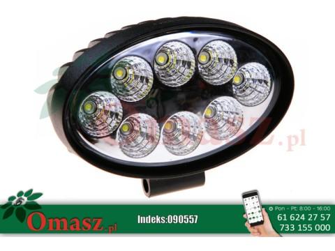 Lampa robocza LED elipsa 12/24V