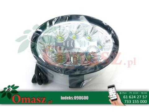 Lampa robocza LED elipsa 12/24V 5W 2800lm