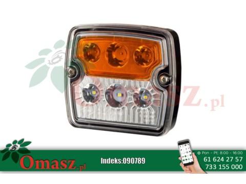 Lampa zespolona LED przednia 12/24V