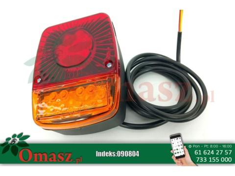 Lampa zespolona LED do przyczepki
