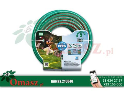 Wąż ogrodowy 1/2' a25m Flash NTS
