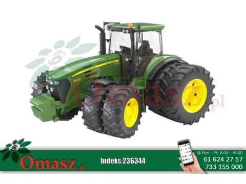 Bruder 03052 traktor John Deere bliźniacze koła