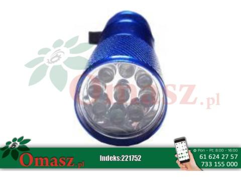 221752 Latarka diodowa 3 LED omasz.pl
