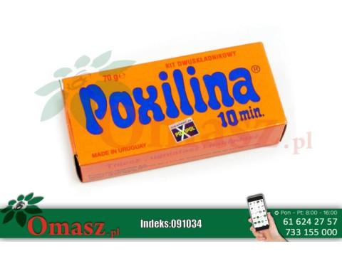 POXILINA Kit poxipol klej dwuskładnik 70g