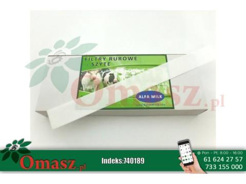 Filtry rurowe 620/200 szt. Alfa Milk