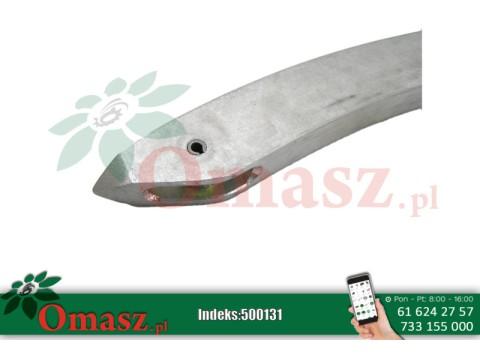 Iglica Welger AP-41 aluminiowa szerokość 30mm