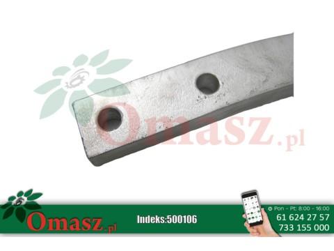 Iglica Welger AP-50, AP51 aluminiowa