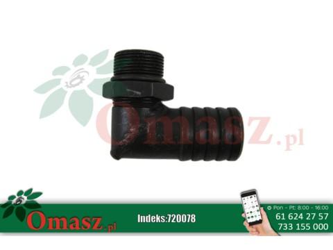 Kolanko hydrauliczne BB 33/35 przewód