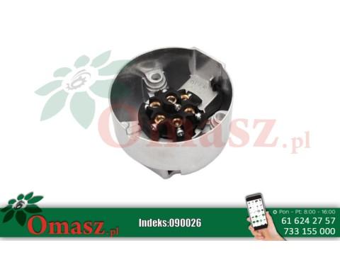 Gniazdo elektryczne aluminiowe 7 PIN