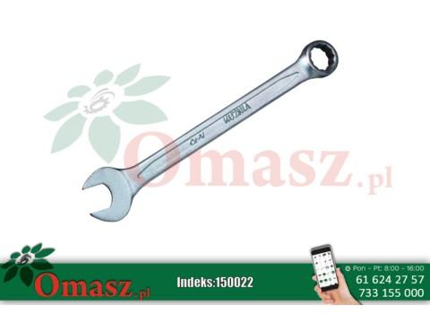 Klucz płasko-oczkowy 27mm Kuźnia