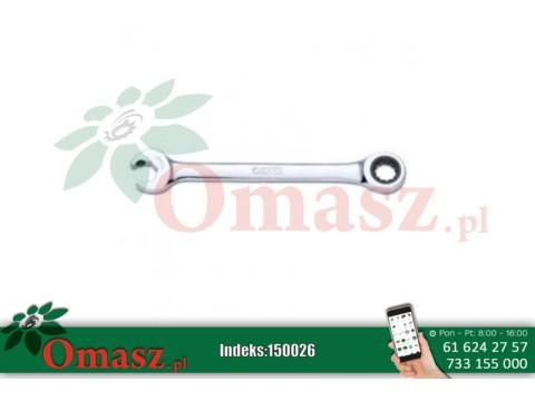 Klucz płasko-oczkowy 7mm Kuźnia
