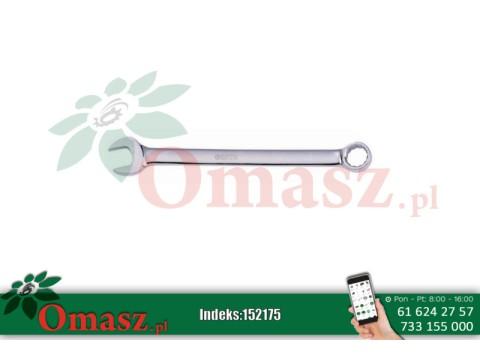 Klucz płasko-oczkowy 15mm Sata