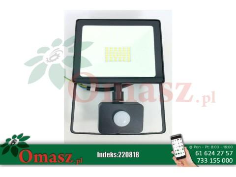Naświetlacz LED 30W/ 230V z czujnikiem ruchu