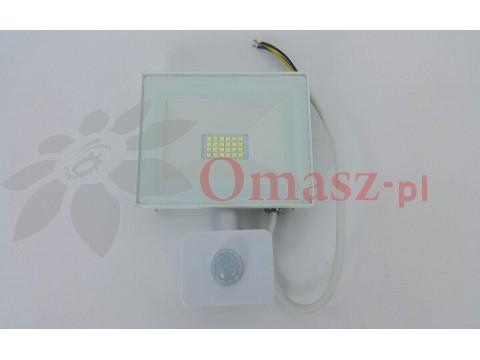 Naświetlcz LED 20W/230V z czujnikiem ruchu