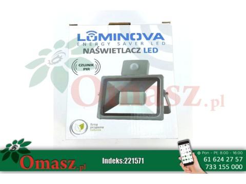 Naświetlacz LED 10W/ 230V z czujnikiem ruchu