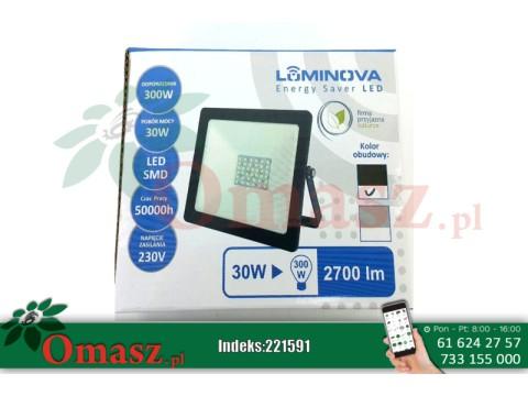 Naświetlacz LED 30W/ 230V