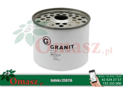 Filtr paliwa 8001015