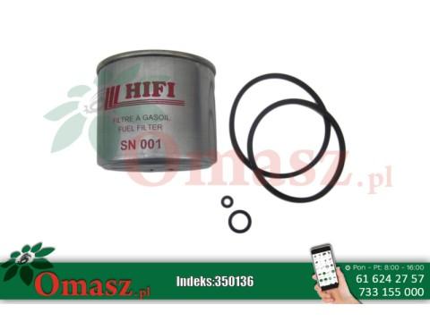 Filtr paliwa SN001