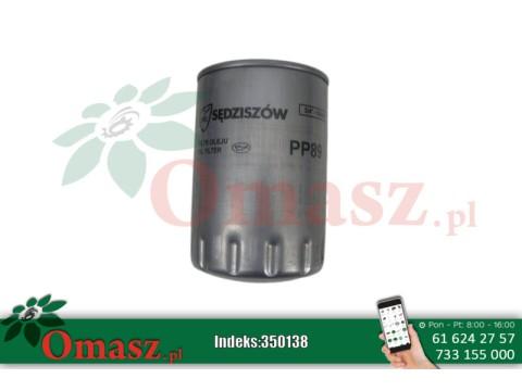 Filtr oleju PP89 Sędziszów MF4