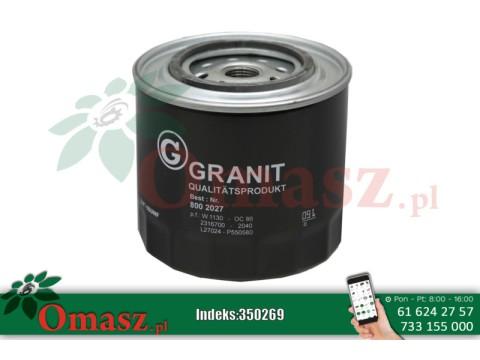 Filtr oleju silnikowego 8002027