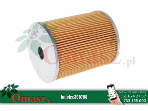 Wkład filtra oleju wspomagania