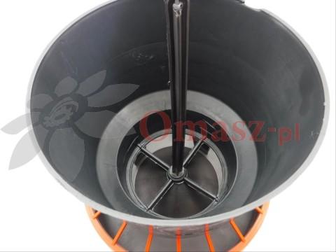 Karmnik zasypowy dla drobiu pojemność 5kg
