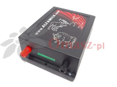 Elektryzator pastuch 230V/12V Alfa Milk 6J