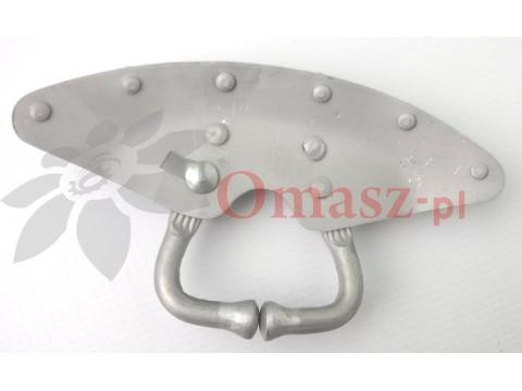 Kolce na nozdrza aluminiowe przeciw samozdajaniu
