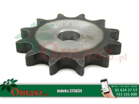 """Koło łańcuchowe Z-12 10 B-1 (5/8""""x3/8"""")"""