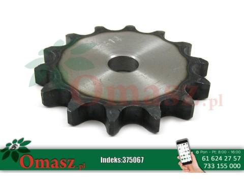 Koło łańcuchowe Z-14 3/4'x7/16'