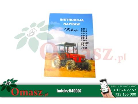 Katalog części Zetor 5211-7745