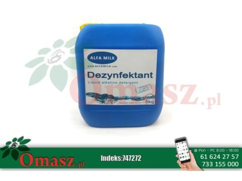 Dezynfektant Alfa Milk 5l