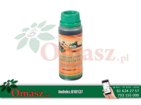 Olej do silników dwusuwowych Ekomax Supermax 2T zielony 0,1 l
