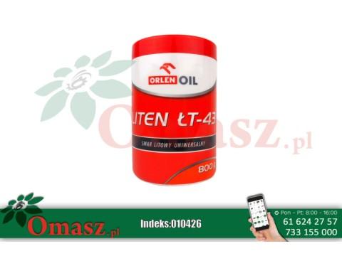 Smar ŁT-43 a0,8kg plastyk Orlen